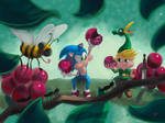 Sonic in the Minish Cap by S0NICL0VE