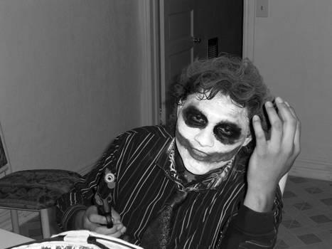 Mr. J   Halloween 08