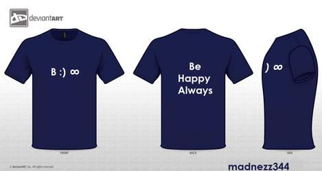 Original Quotes Be Happy Always