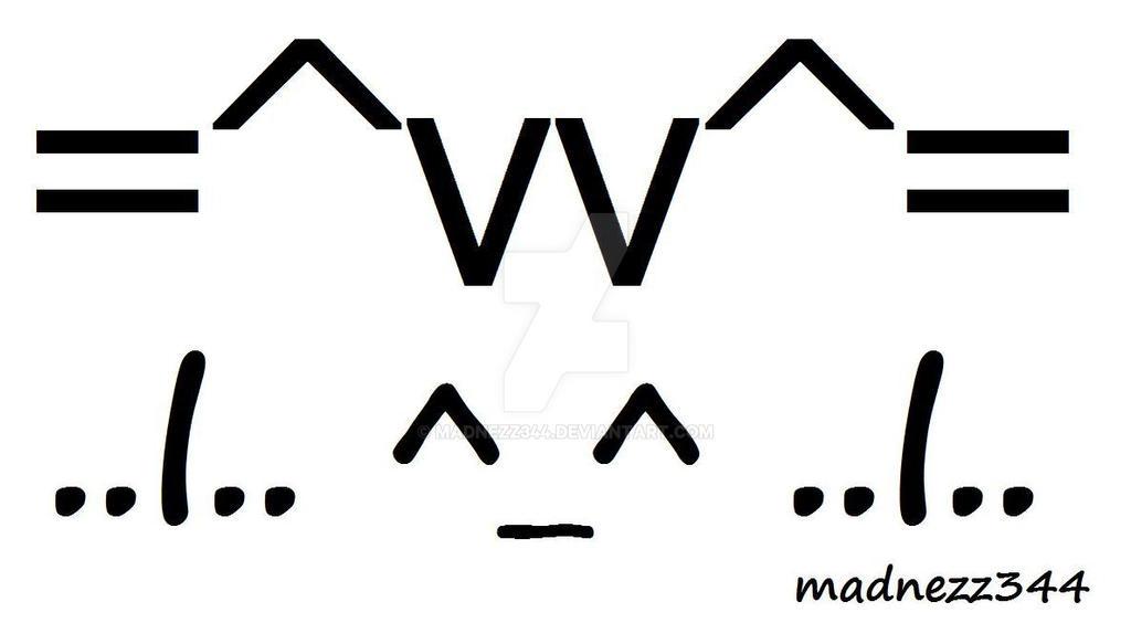=^vv^= by madnezz344