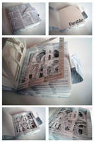 Parable Typography Book by BatGirl89