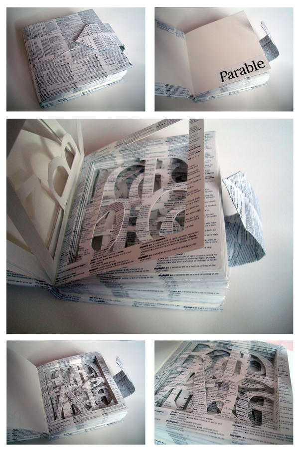 Parable Typography Book