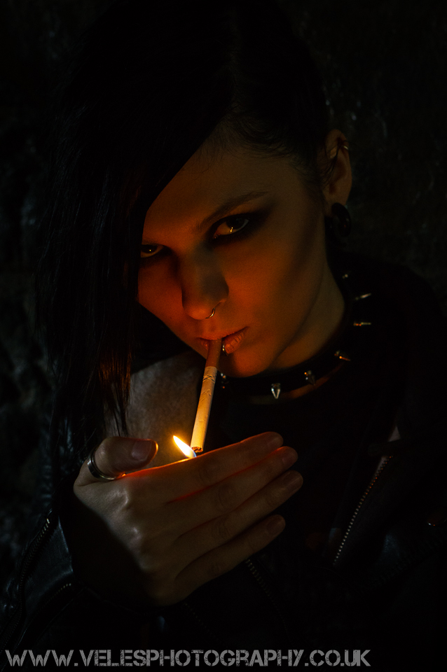 Lisbeth Salander I by VelesPhotos