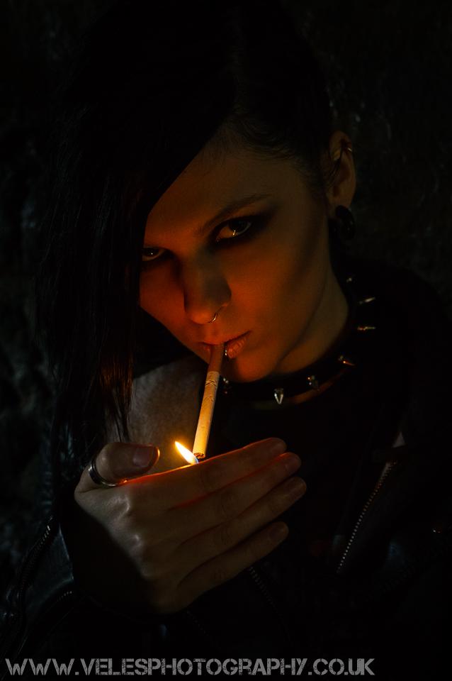 Lisbeth Salander I by VelesPhotos