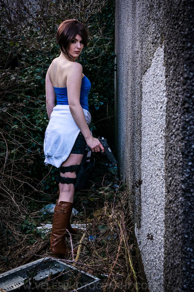 Jill Valentine I by VelesPhotos