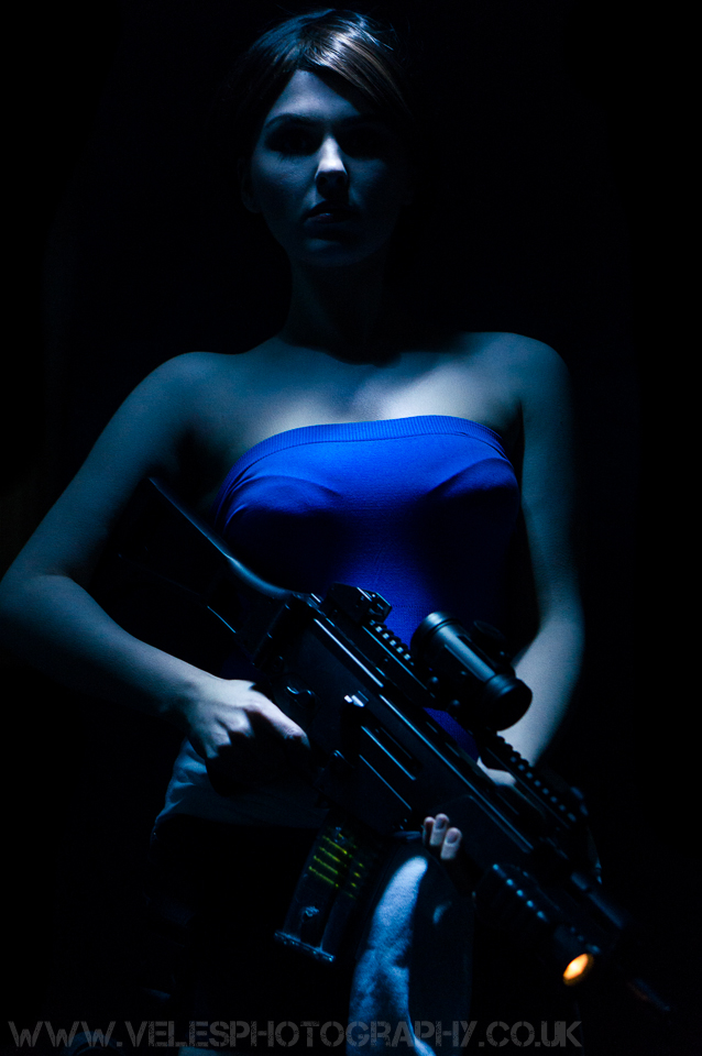 Jill Valentine III by VelesPhotos