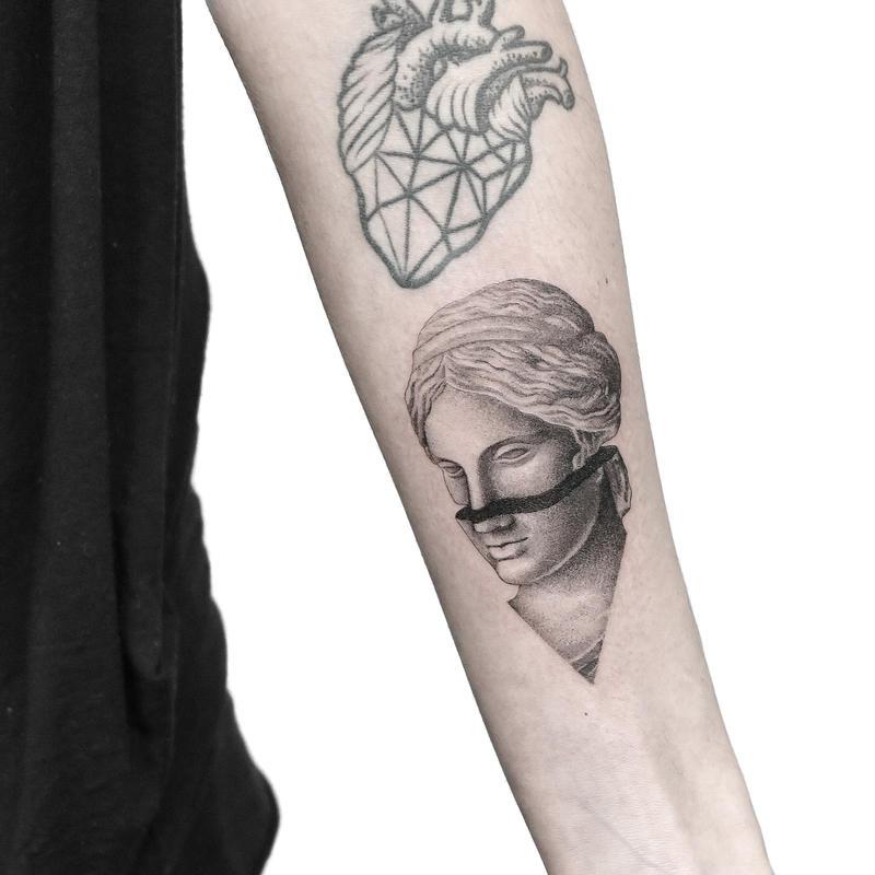 d1fc5d390e5d4 sculpture tattoo by sameoldkid on DeviantArt