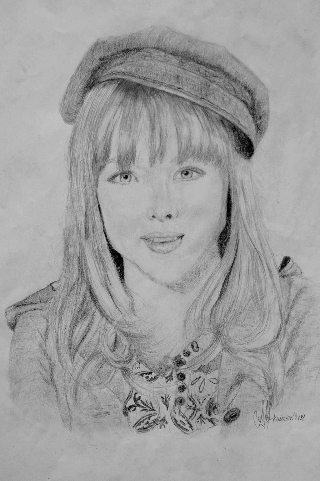 Molly C. Quinn by ~Alice-etc on deviantART
