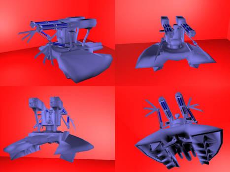 Mega-Destroyer WIP