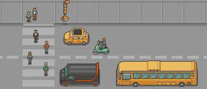 Street Incomplete