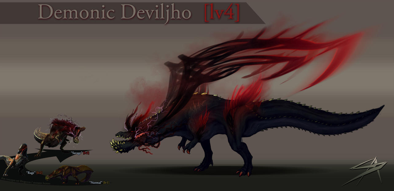 Demonic DevilJho by satsume-shi