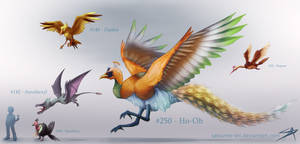 The Rainbow Pokemon - Ho-Oh