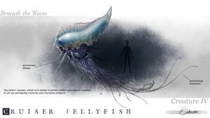 BTW04 - Cruiser Jellyfish