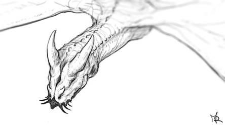 #4 Creature Sketch '20