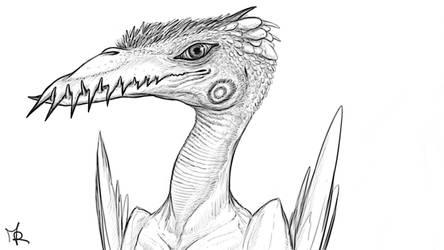 #8 Creature Sketch '20
