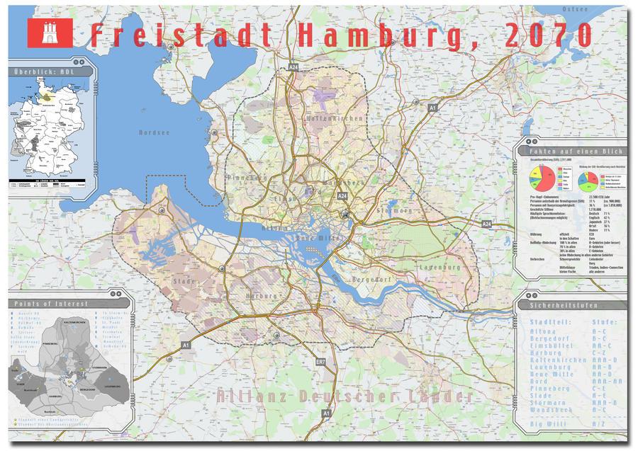 Kartenmaterial gesucht - [SR] Spielwelt und Hintergrund ...