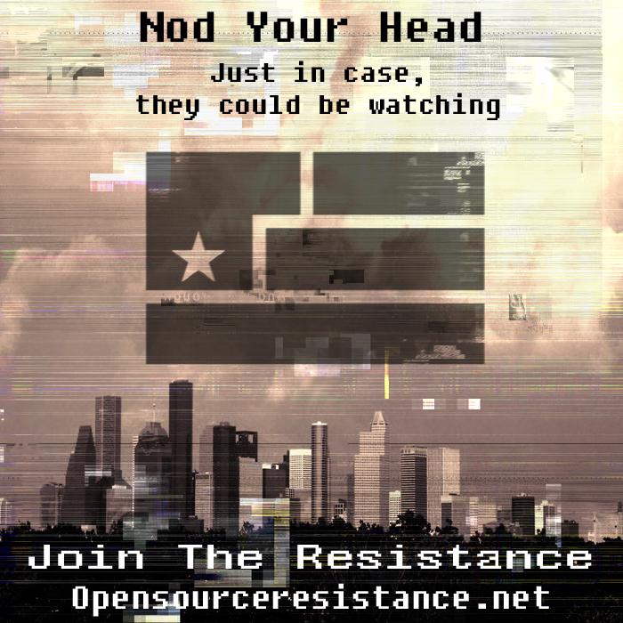 Art Is Resistance by cybertrash4point0