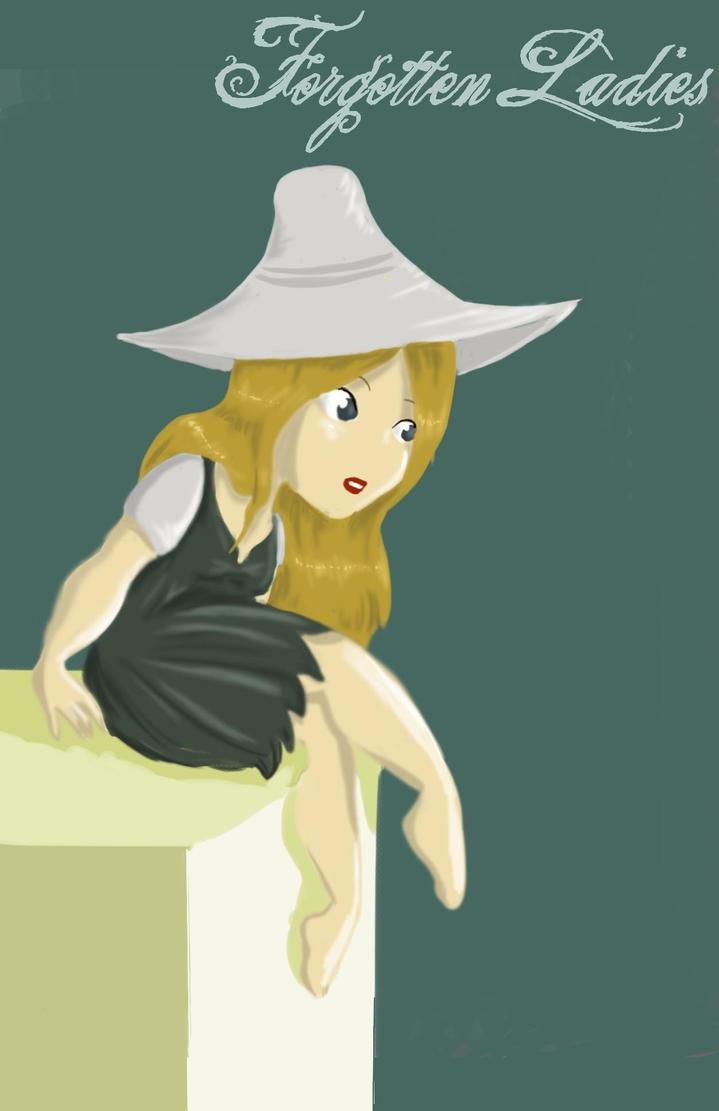Chibi Shepherdess by AalienoOr
