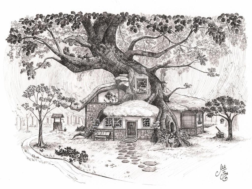 WofV_Chapter 01: Cornelian's Cottage by artofMilica