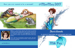 MerMay2017 Softcover Art