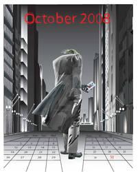 Joker Calendar - 2008