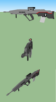 Shadow Force Carbine by Atawai-Dragons