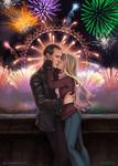 New Year's Kiss
