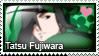 Stamp: Tatsu Fujiwara by LieutenantKer