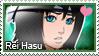 Stamp: Rei Hasu by LieutenantKer