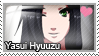 Stamp: Yasui Hyuuzu by LieutenantKer