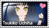Stamp: Tsukiko Uchiha by LieutenantKer