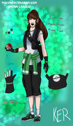 Pokemon Trainer Ker - Unova League
