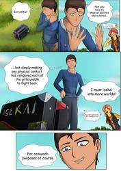 Eureka! Let's Isekai Page9