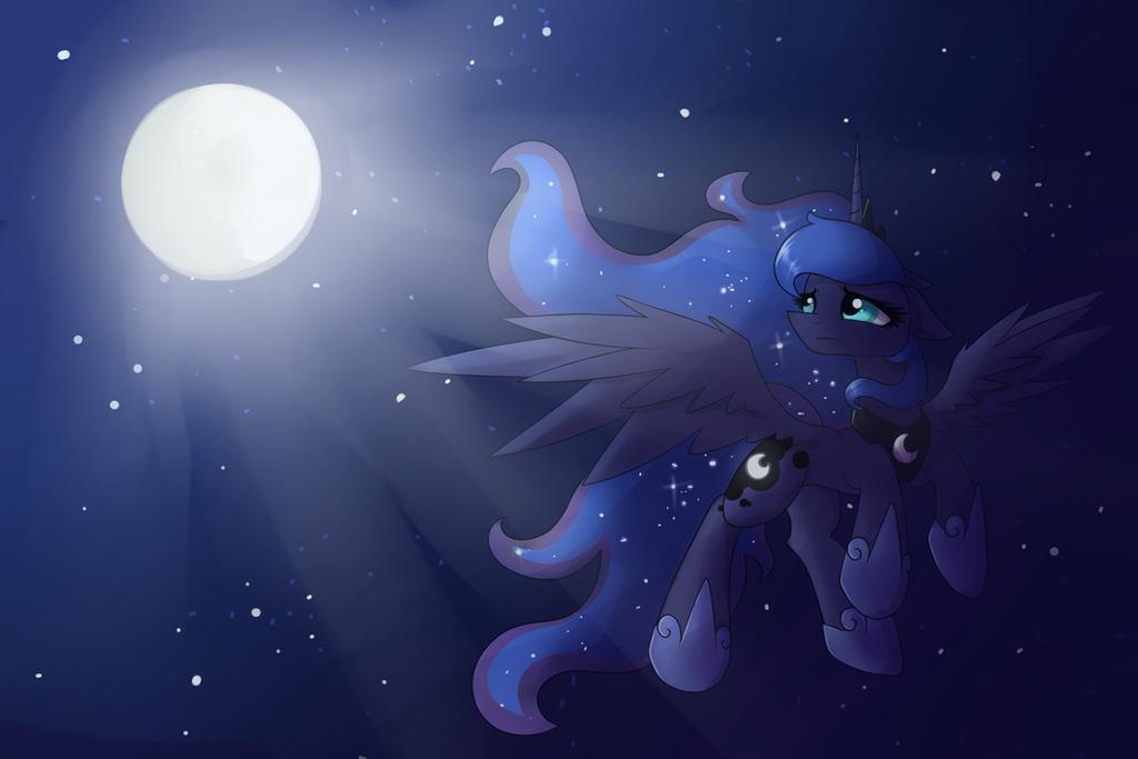 Stargazing by PonyBytes