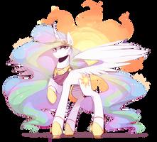 Sun Goddess by NovaBytes