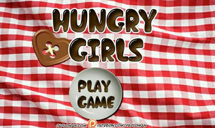 Hungry Girls: The Game by paploman