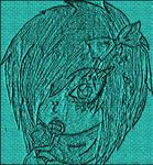 Blue Scene Girl