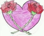 Hearts + Roses-True LOVE