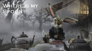 For Courtney Aka MARCH HARE