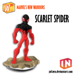Disney Infinity - Scarlet Spider