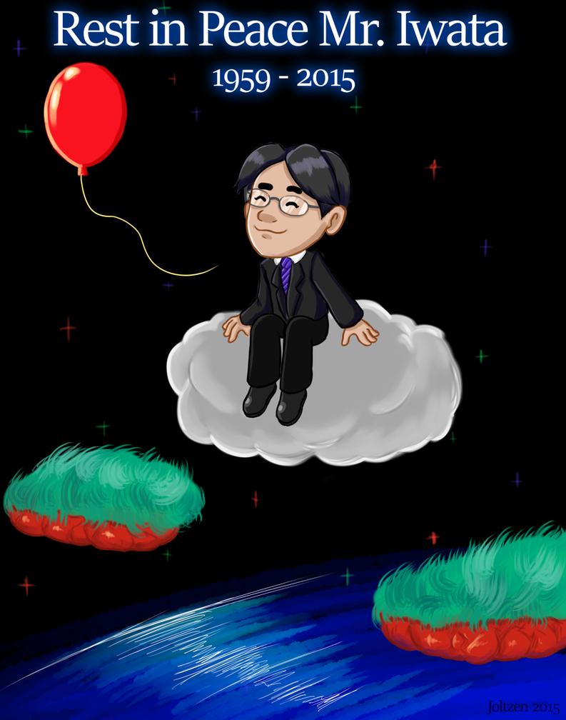 Thank You Iwata by joltzen