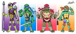 TMNT Reimagined