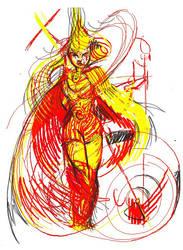 Fire Princess