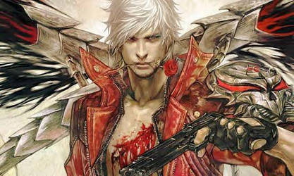 Dante's Rose devil may cry