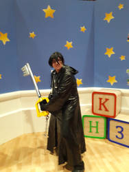 Xion at the Ready