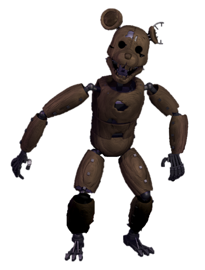Rat Withered FNAC 1 Style by SantiagoELPRO on DeviantArt