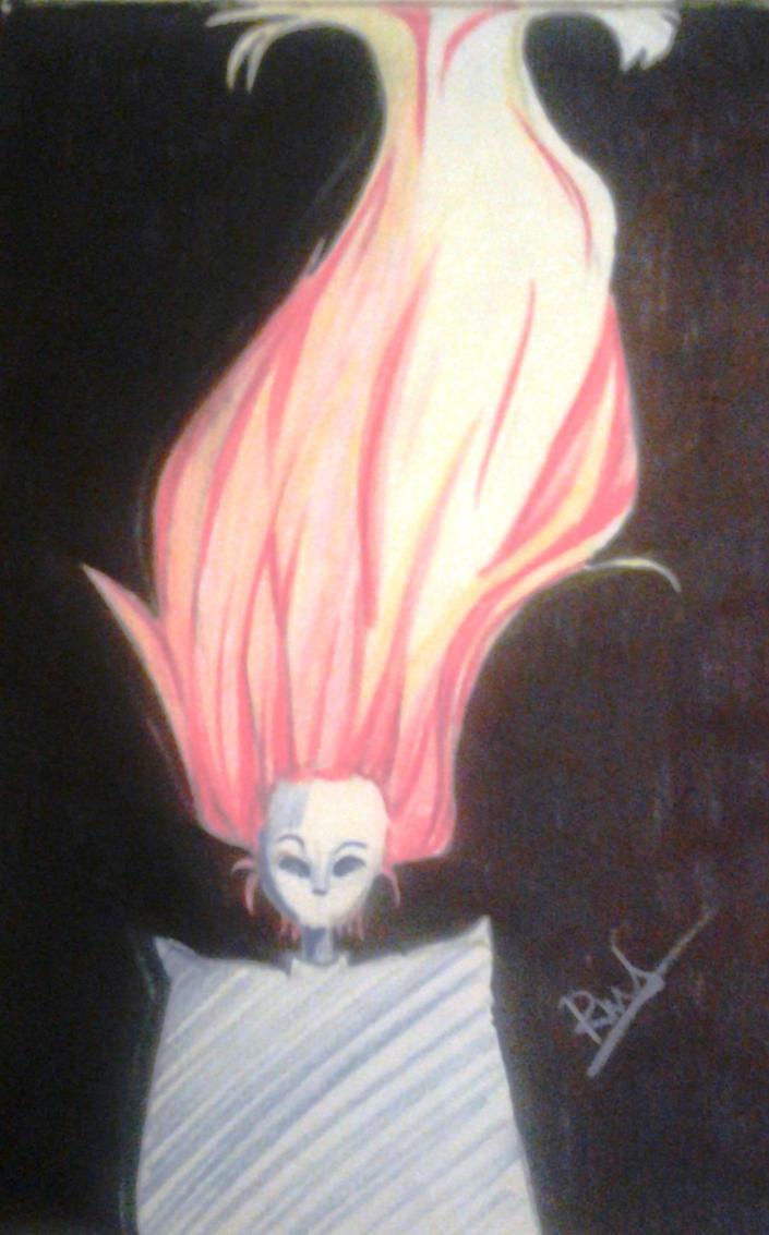 fire from deep inside by Reanaciuks