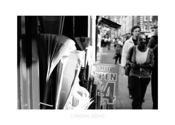 Saturday Morning in Soho by kirliux