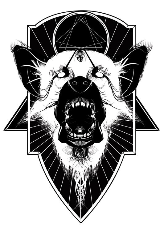 Dog by DK-Studio