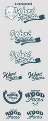 London Wood Faces by DK-Studio